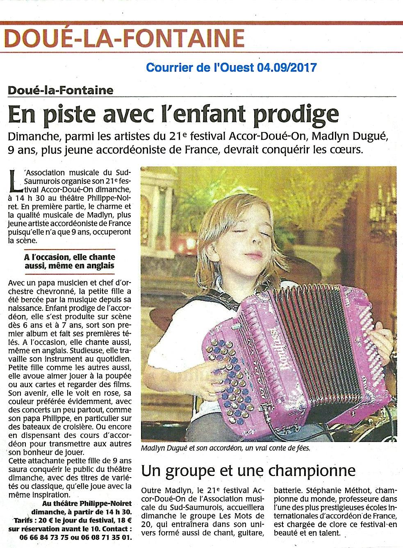 2017 09 04 Doué la. Fontaine Madlyn