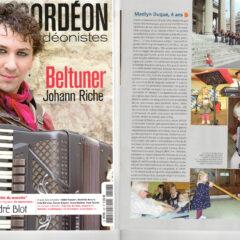 Accordéon magazine – Février 2013