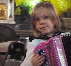 Madlyn accordéon– Eglise de Boissy Sous St Yon