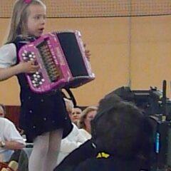 Madlyn accordéon – TV8 MONT BLANC – ÉMISSION TOP ACCORDÉON