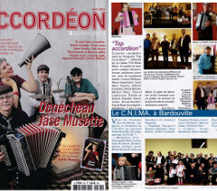 Accordéon magazine – Avril 2016